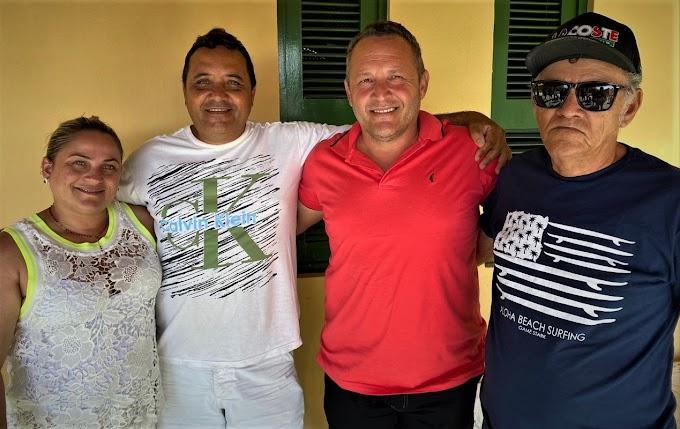 Ex-Vereador Damião de Zuila rompe com grupo da situação e declara apoio à pré candidatura de Cinthia Sonale.
