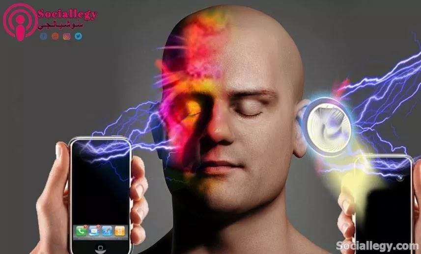 الأضرار الناتجة من أشعة التليفون