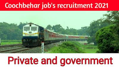 Cooch Behar Employment