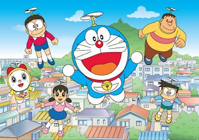 Doraemon, Doraemon cartoon