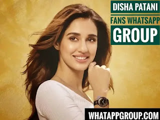 Disha Patani Fans WhatsApp Group Links