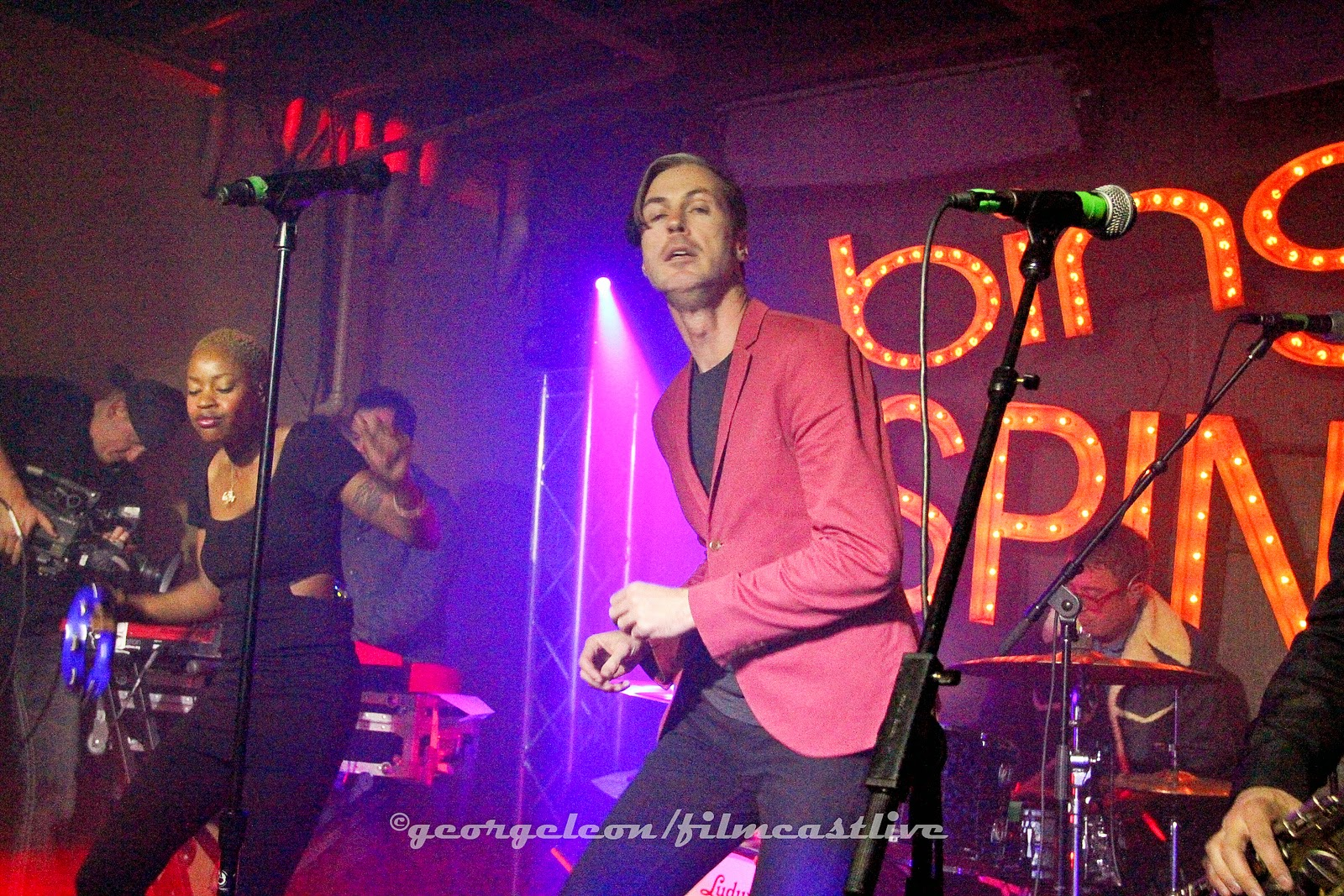 Fitz and The Tantrums 6 ©george leon still & motion