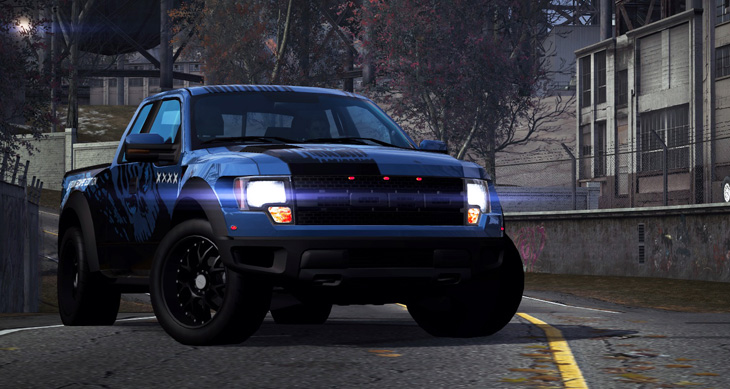 Dodge Charger All Wheel Drive >> Modified Cars: Ford Raptor Modified