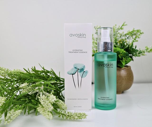 Review Avoskin Hydrating Treatment Essence New Formula