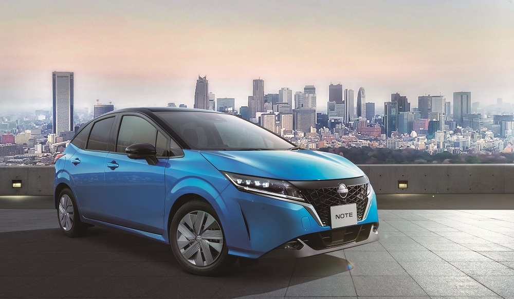 All-new Nissan Note debuts in Japan