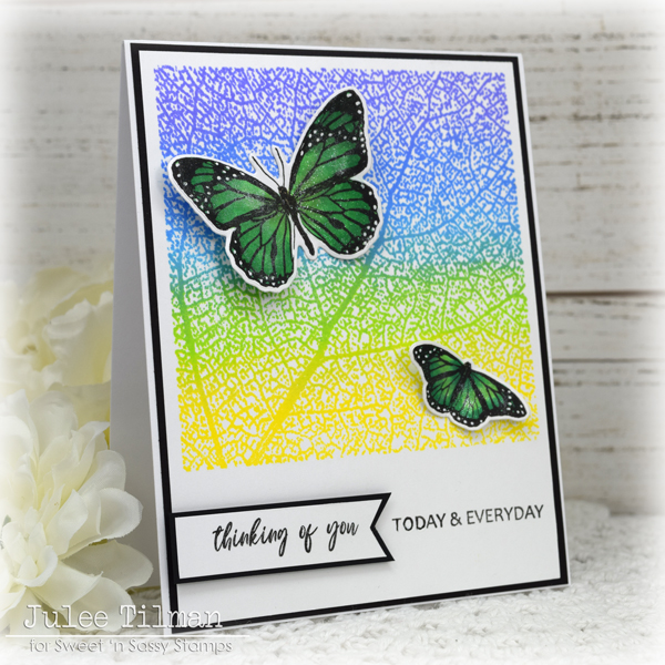 Think of you card by Julee Tilman