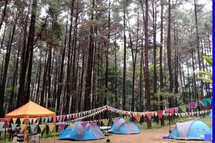 Wisata Gunung Pancar - Pegunungan Asik Untuk Kawula Muda