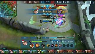 Cara Ulti Hero Wanwan Mobile Legends