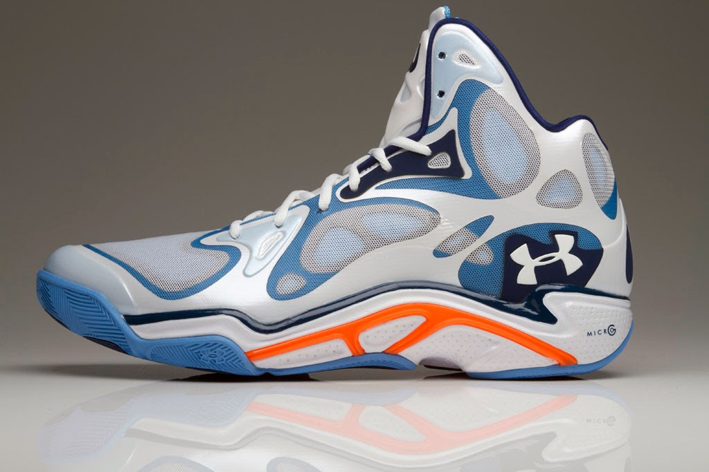Foot Locker Under Armour Basketball Shoes