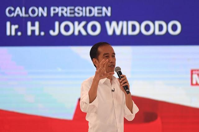 Priyo: Mau Tidak Pak Jokowi Ditanya soal Rudal oleh Pak Prabowo?
