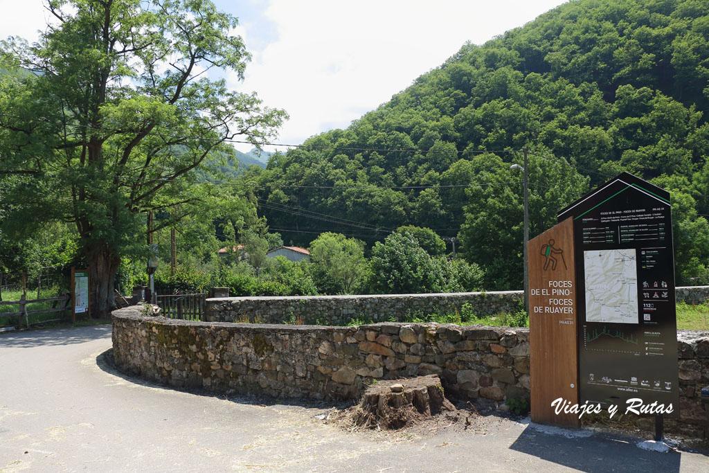 El Pino, Asturias