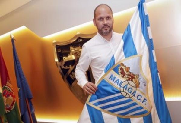 """José Alberto López: """"¡Muy feliz de llegar al Málaga CF!"""""""