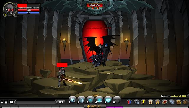 High Legion Inquisitor