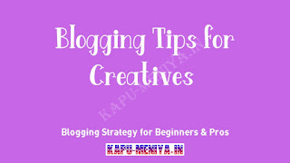 Blogging Tips for Creatives   Blogging Strategy for Beginners & Pros 2021