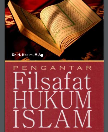 Buku Pengantar Filsafat Hukum Islam (Download PDF Gratis !!!!)