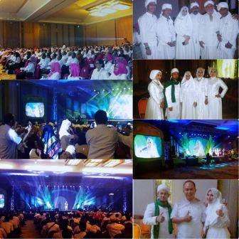 Artis Penyanyi Religi dan Ustadz Penceramah