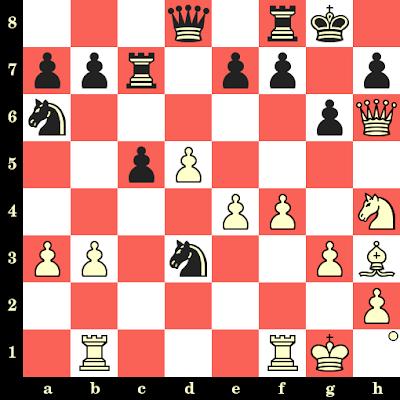 Les Blancs jouent et matent en 4 coups - Teimour Radjabov vs Gawain Jones, Cannes, 1997