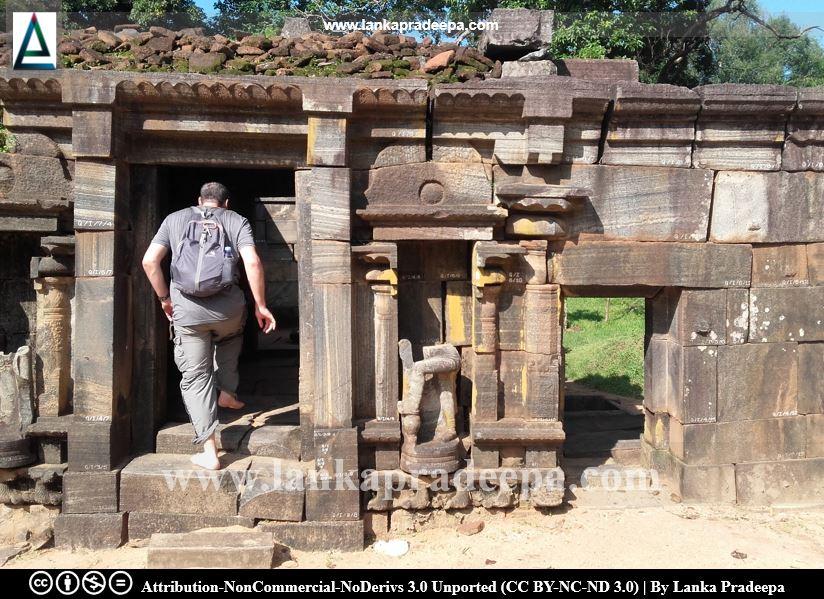 Polonnaruwa Siva Temple No. 1