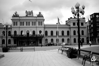 Stora Torget Sundsvall, Stadshuset