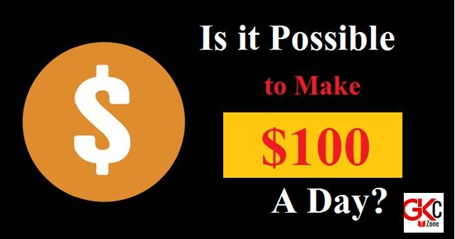 How to Make 100 Dollars A Day Online for Free