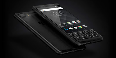 Diseño Blackberry Keyone