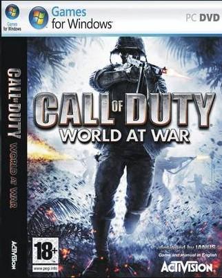 Call of Duty World at War PC Full Español ISO