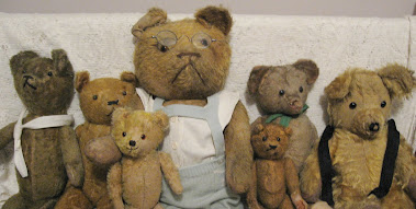 COLLECTION: Antique Teddy Bears