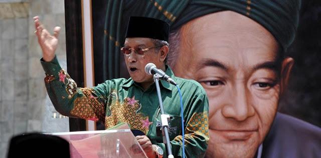 Said Aqil Geram, NU Punya 740 Gurubesar Tapi Tak Dilibatkan Bahas Omnibus Law