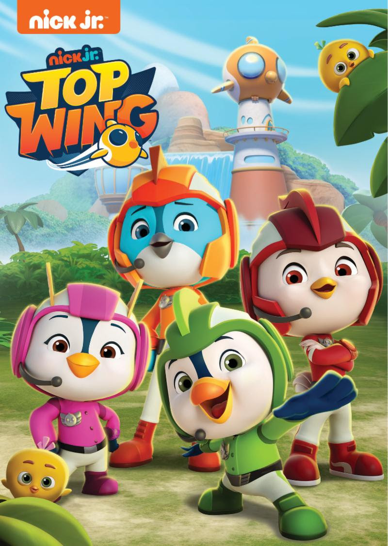 nick jr.'s top wing now available on dvd + #giveaway - mommy's block