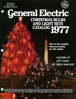 Ge Christmas Lights.Everythingcroton The 1977 G E Christmas Bulb Light Sets