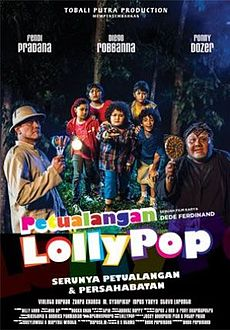 Petualangan Lollypop (2013) WEBRip