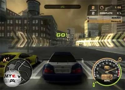 تحميل لعبة Need for Speed Most Wanted كاملة برابط واحد مباشر
