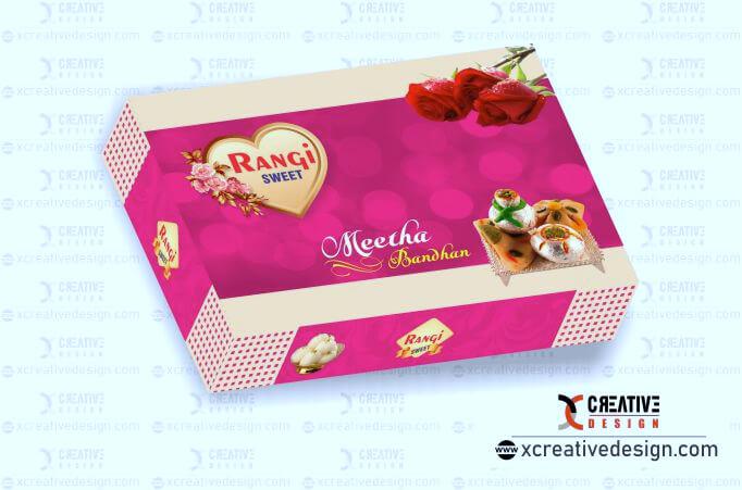 latest sweet box design