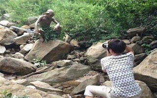 Gollum di Cina