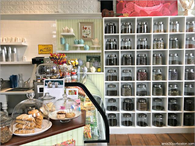 Ruta Gastronómica por Salem: Tetería Jolie Tea Company