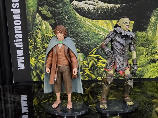 Diamond Select Lord of the Rings Action Figures