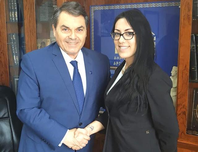 """Υποψήφια με τον Δημήτρη Καμπόσο και την """"Αλλαγή Πορείας"""" η δικηγόρος Μαρία Χαβιαρλή"""