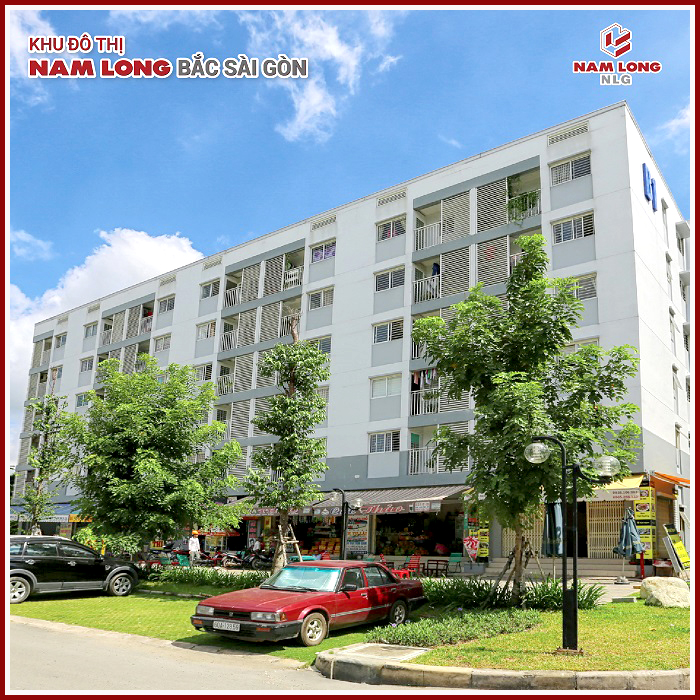 Căn hộ Ehomes khu đô thị Nam Long Bắc Sài Gòn