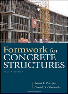 Formwork for Concrete Structures Fourth (4th) Edition
