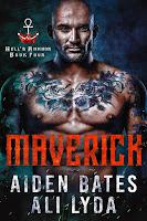 Maverick   Hell's Ankhor #4   Aiden Bates & Ali Lyda