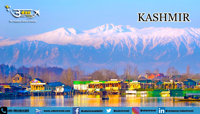 Kashmir Tour Packages From Delhi : 6 Night / 7 Days