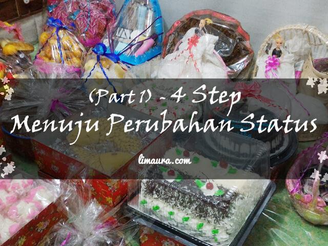 (Part 1) - 4 Step Menuju Perubahan Status
