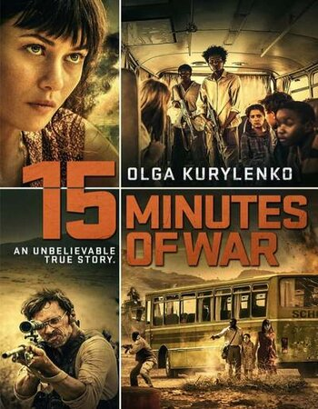 15 Minutes Of War (2019) English 480p HDRip x264 300MB Movie Download