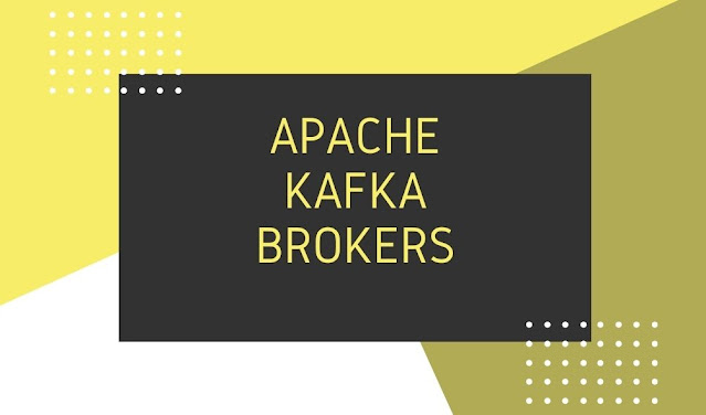 You will learn in this post how find number of brokers present