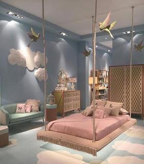 ديكور غرف اطفال جميلة وشيك