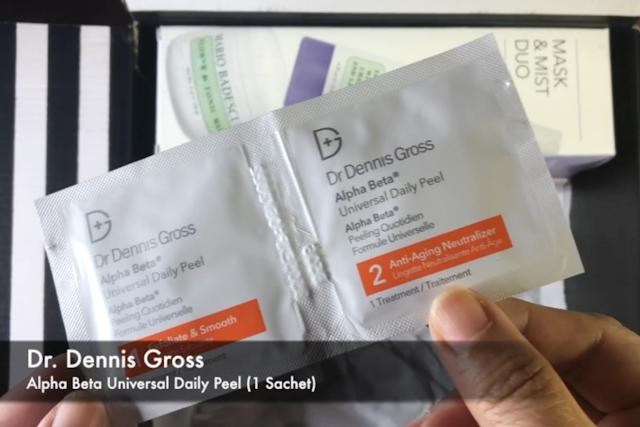 DR. DENNIS GROSS Alpha Beta® Universal Daily Peel (Sample)