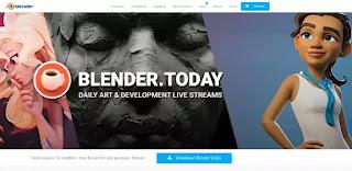 Blender : Best Premiere Pro Alternative 2020