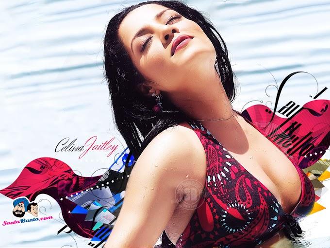 HD Wallpaper of Celina Jetli