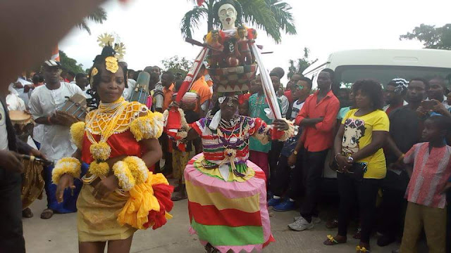 Akwa Ibom State Carnival 2017 (Photos)
