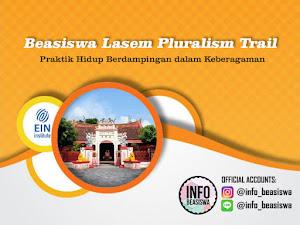 Beasiswa Lasem Pluralism Trail